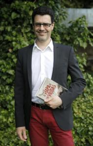 Daniel Dimeco en Santiago de Compostela
